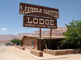 Marble canyon lodge at Lees Ferry